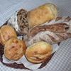 『bread A espresso』のパン