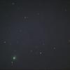 長い尾は写らず 2015 ER61 PANSTARRS 彗星 ほか