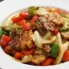 柔らかお肉とパプリカ・ピーマンの回鍋肉(ホイコーロー)のレシピ