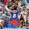 【AAA】Héroes Inmortales XIV大会は観客動員込みで開催