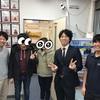 久しぶりの卒業生が塾に来てくれましたー(^^)なんと!