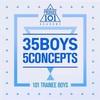 【プロデュース101】コンセプト評価曲発表!5曲それぞれ良い!