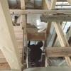 階段製作スタート。
