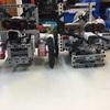 プログラム作りとロボット改良