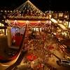 京都のクリスマスイルミネーション