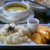 マンゴーともち米を一緒に食べてみて下さいね・僕が伝えたいプーケット