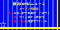 【横浜DeNA】京山開幕ローテ入りへ前進!【2021年】