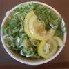 姫路市広畑区吾妻町の牛丼屋「すき家」で「ねぎ塩レモン牛丼」を食べた感想