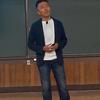 初の大学講義