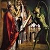 お尻にも顔がある悪魔VS聖人ー見えないものをどう描くか?画家の試行錯誤の結晶(作品)②ー