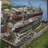 Collingwood Shipyards, Ontario, Canada
