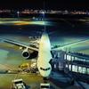 深夜のツーリングスポット 羽田国際空港