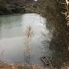 『奥山下池、奥山中池、奥山上池』静岡県掛川野池群バス釣り完全攻略マップ