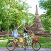 シーサッチャナーライ(Si Satchanalai Historical Park)歴史公園は緑に囲まれた美しい場所📷