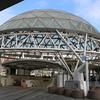 【速報】千葉駅前のクリスタルドーム解体(撤去)