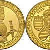 神聖ローマ帝国500周年記念10ダカットゴールドメダル1959年