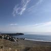 2018/11/20 春野漁港脇のサーフ 10:00-15:00 ショアジギング フラットフィッシュ
