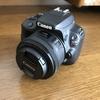 【プレゼント企画】一眼レフカメラをレターポットコミュニティを活用して誰かに届けたい。(1/22 12時まで)