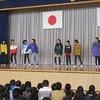 ダンスクラブの発表③ 3チーム目