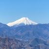 2021年2月下旬の奥高尾縦走(高尾山~陣馬山)~冬だからこそ美しい富士山~