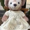 シェリーメイの手編みのワンピース