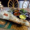 今日のお食事 ネパール料理店でカレー
