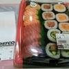 【コストコ】まぐろ3種とサーモン寿司(1680円税込)