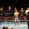 田口良一さん引退式!