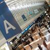 羽田空港を傾ける