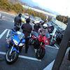 バイクで新年会in山口(レストランシェフ)1