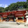 熊野三山巡り 野速玉大社、飛瀧神社、熊野那智大社