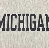 703 第5弾 VINTAGE Champion REVERSE WEAVE college SWEAT 80's MICHIGAN