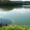 逆沢ため池(山形県米沢)