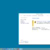 Windows 10 へ無償アップグレードしたあとに元のバージョンへ戻しておいた端末を再び Windows 10 にする
