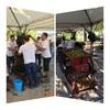 村人の楽しみ「りんご祭り」