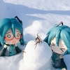 2日目*洞爺湖~雪像ライトアップ編