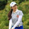 女子ゴルフ「ニッポンハム・レディース」高3のアマ、小祝さくらが首位で最終日へ!