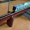 鉄道模型68 【TOMIX】築堤の上に列車を走らせよう! ワイドレール用築堤セット