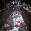 雨の日が似合うハルニレテラス:雨の軽井沢(3)