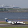 羽田空港にやってきた「ボンQ」を撮る!
