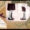 井筒沙奈・個展「ぼくらは抱き合う双子座に成る」 in croixille(クロアゼィユ)・ギャラリー