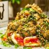 【レシピ】大葉入りでさっぱり♬鶏むね肉のやみつき油淋鶏♬