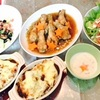 【料理】1歳児と幼児のクリスマス料理☆子どもと作ったブッシュドノエル&クロカンブッシュ