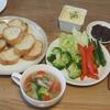 【雑穀レシピ】もちあわタルタルと黒米チーズソース