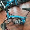 【BROMPTON】念願の自転車を手に入れました。【ブロンプトン】