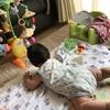 4ヶ月の赤ちゃんが夜中に寝返りして窒息しないか不安な日々