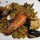 バルセロナで手軽にパエリアを食べる。デパート「El Corte Ingles」(エル・コルテ・イングレス)のフードコート。