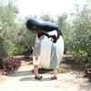 【小豆島旅行】『太陽の贈り物』『オリーブのリーゼント』オブジェでフォトジェニックな旅を。