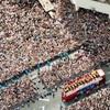 【リオ2016】メダリスト凱旋パレードの日程及びコースは?前回ロンドン五輪パレードとの違いとは?(リオデジャネイロオリンピック・パラリンピックメダリスト合同パレード情報)