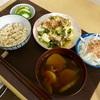 6/10 鯖缶ゴーヤチャンプル オニオンスライス生活 @減量めし